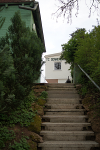 Renoviertes TCS Clubheim
